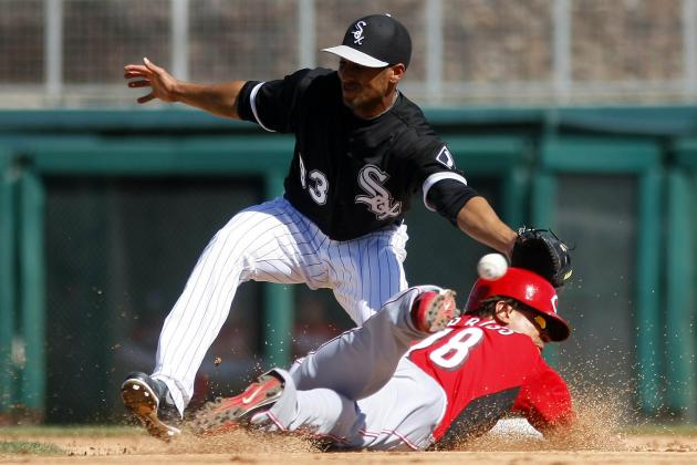 White Sox Promote Infielder Marcus Semien to Triple-A