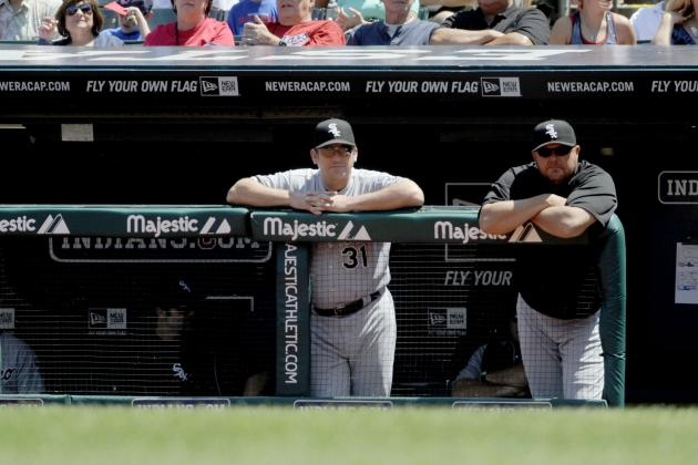 Hahn Supports Ventura, Coaching Staff in Difficult Times