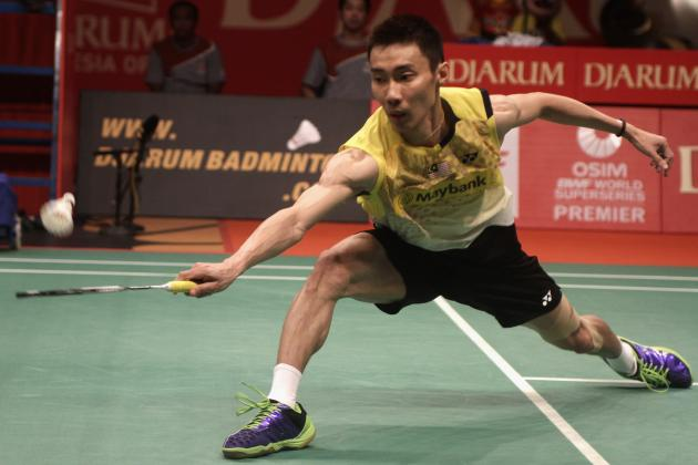 2013 BWF World Championships: Draw, Dates, Full Schedule and Teams