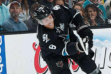 New Deal for Joe Pavelski Signals Changing of the Guard in San Jose