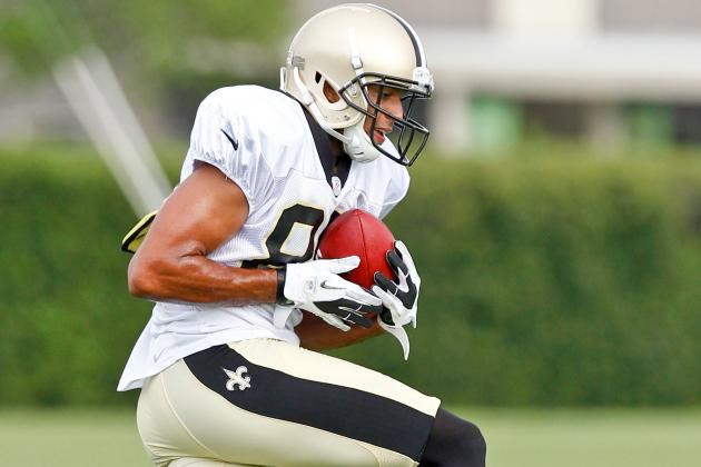 Nick Toon Impressive at Saints Camp