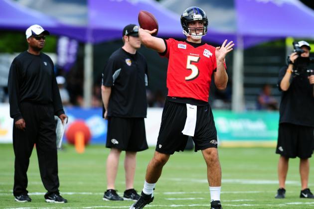 New Scoring Method Heats Up Ravens Practice