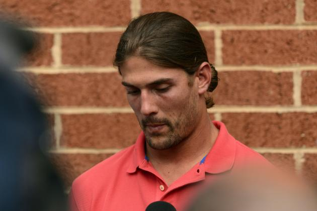 Riley Cooper's Future in Philadelphia Depends Solely on Football