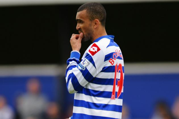 José Bosingwa Thanks QPR Following 'extremely Difficult' Season