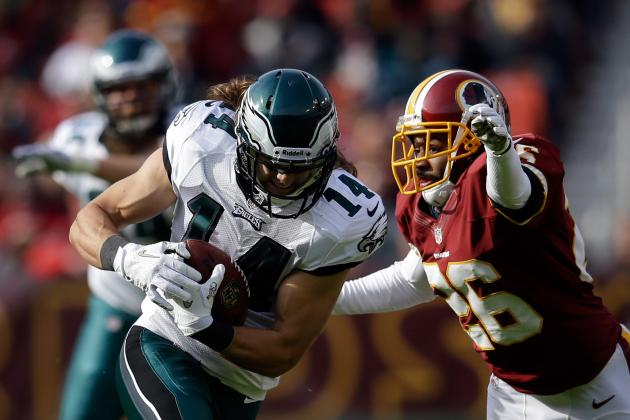 Philadelphia Eagles Need to Release WR Riley Cooper Before He Divides Team