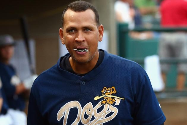 The Rangers Still Owe a-Rod More Than $40 Million