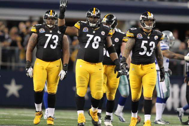 Steelers Focus on Trying to Ensure Offensive Line Stays Healthy