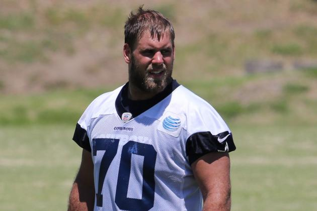 How Travis Frederick Can Justify 1st-Round-Pick Status
