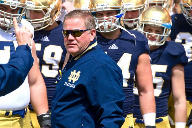 Brian Kelly Wants to Play the SEC, but He Should Be Careful What He Wishes for