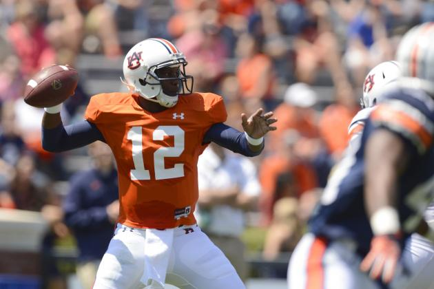 5 Position Battles to Watch as Auburn Opens Fall Camp