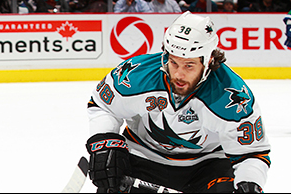 Sharks Re-Sign Forwards, Stock AHL Team