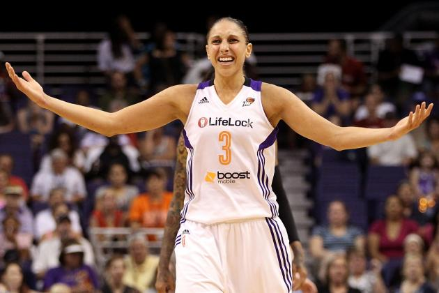 WNBA.com: The Return of Diana Taurasi