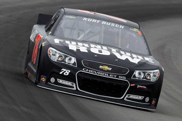 Busch Brothers Pace Pocono Practice, Qualifying Set for Friday Afternoon