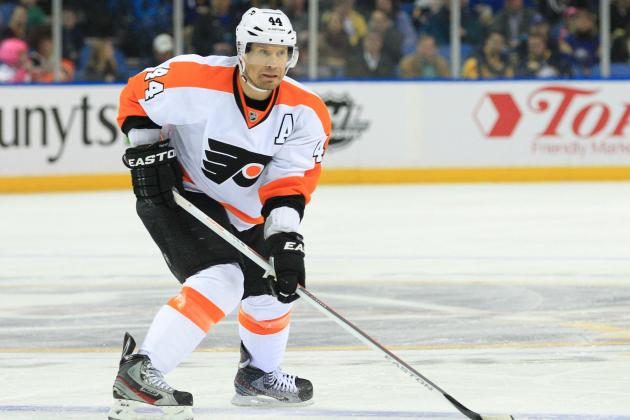 Examining the Offensive Habits of the Flyers' Puck-Moving Defensemen
