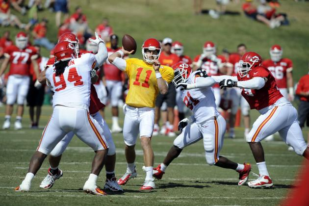 Brighter Days Ahead for Chiefs' Offense