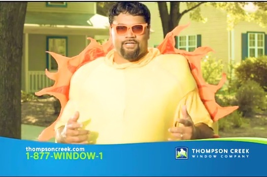 Ngata Shines in New Commercial