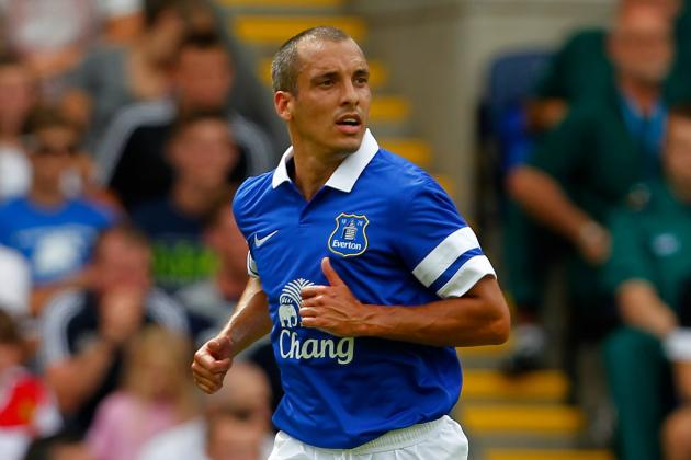 Why Leon Osman Needs to Prove Himself for Everton vs. Real Madrid