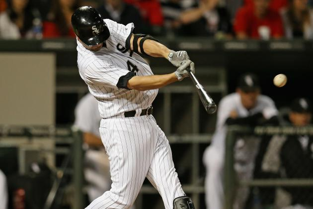 Rios, Konerko Return for Opener vs. Tigers