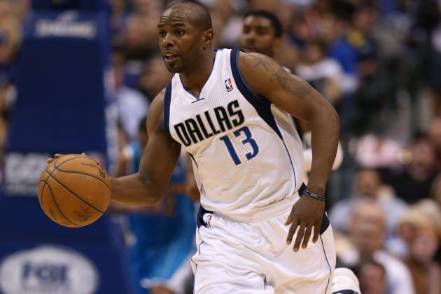 Mavericks, Mike James in Contract Talks