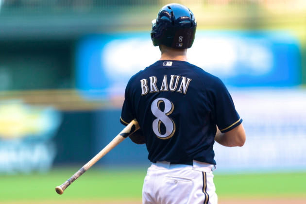 Nike Ends Relationship with Ryan Braun Amid Biogenesis Scandal