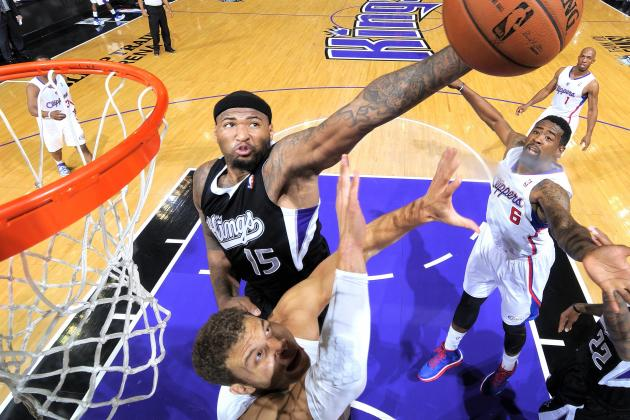 DeMarcus Cousins Is Flawed but Still Loaded with Potential