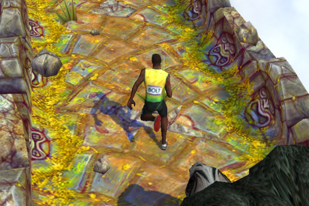 It's Time to Fire Up 'Temple Run 2' Because Usain Bolt Is a Playable Character