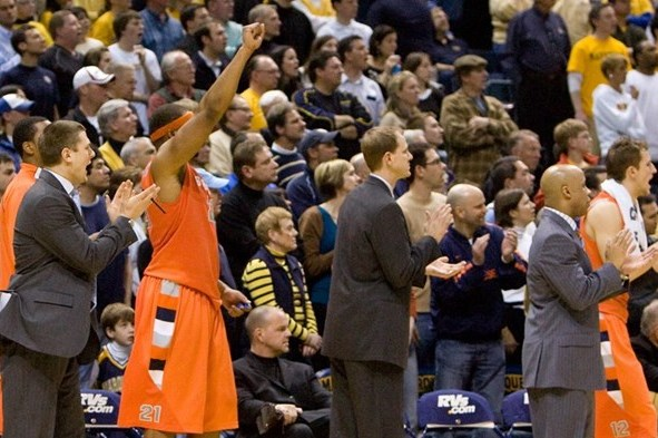 SU Names Ex-Grad Assistant Director of Basketball Ops