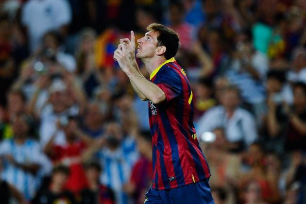 Barcelona vs. Santos: Score, Grades and Post-Match Reaction