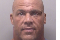 Kurt Angle Arrested on DWI After Impact