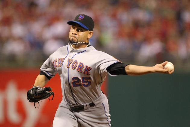 Mets Put Edgin on DL, Parnell out with Neck Ailment