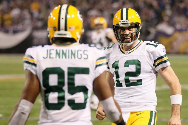 Greg Jennings Will Miss Aaron Rodgers Regardless of Preseason Comments
