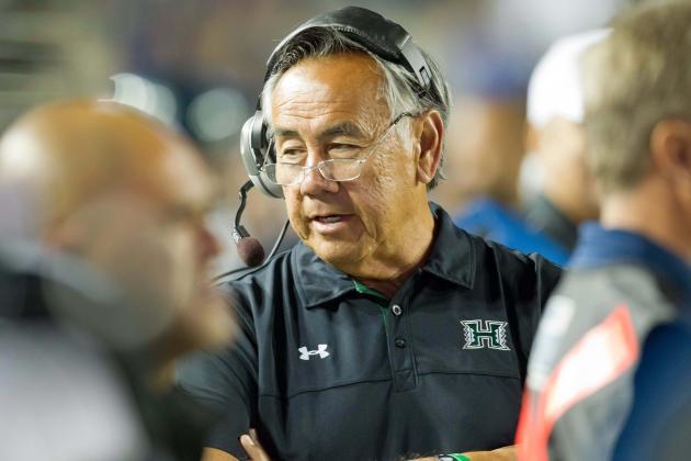 Hawaii Dismisses Offensive Coordinator