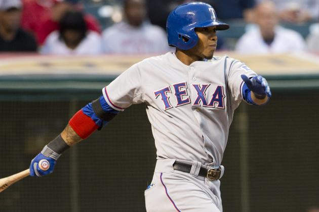 Rangers Option Engel Beltre to Triple-A