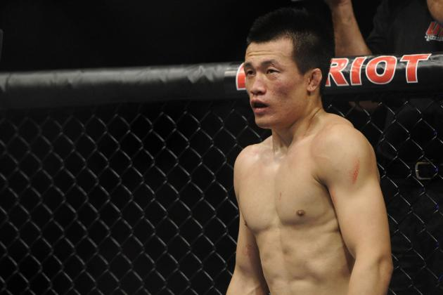 Reality Check: The Korean Zombie Isn't Competition for Jose Aldo at UFC 163