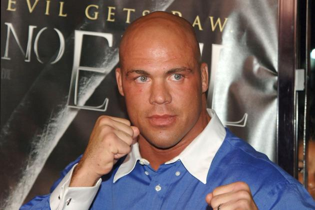 Kurt Angle Says He's Getting Help