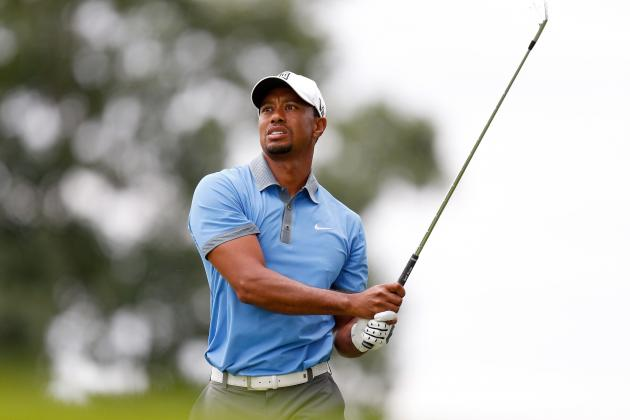 Breaking Down Tiger Woods' Brush with History at WGC-Bridgestone Invitational