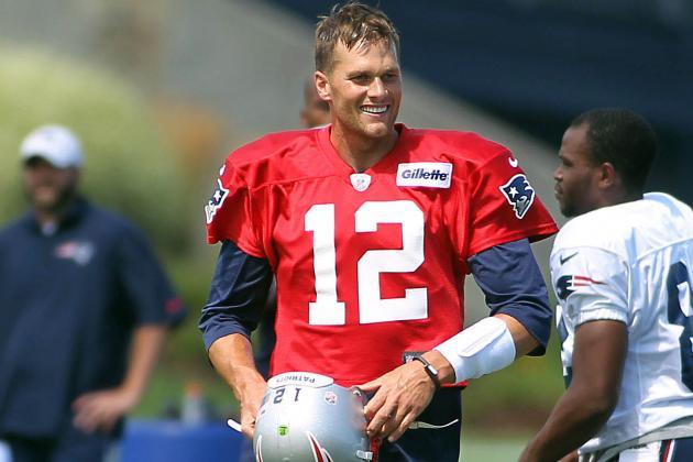 Brady: Offense Still 'Work in Progress'
