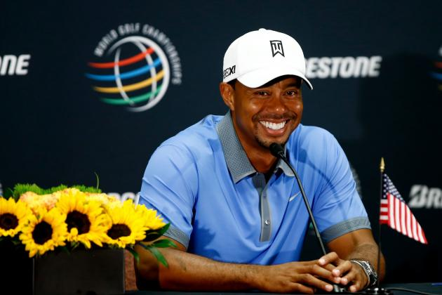 Tiger Woods as Magnetic as Ever with Thrilling 61 at Firestone