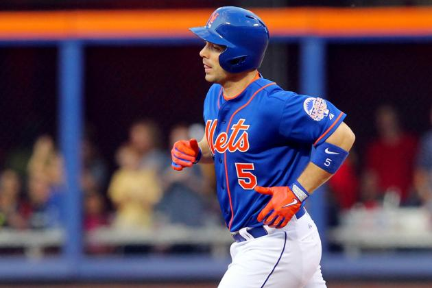 David Wright Exits with Apparent Hamstring Injury