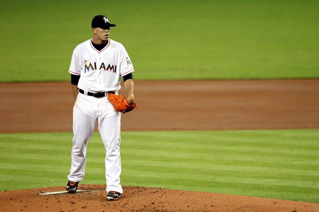 Marlins' Jose Fernandez Dominates in Victory over Cleveland Indians