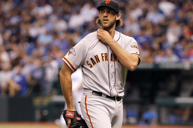 Belt's Three Hits Lift Giants to 4-1 Win over Rays
