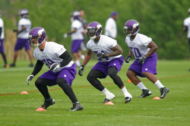Erin Henderson Thriving Inside for Vikings