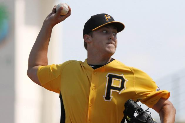 Pirates Prospect Taillon Promoted to Triple-A