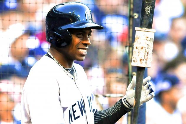 Grading Curtis Granderson's Return to Yankees' Struggling Offense