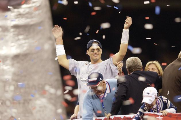 Happy Birthday Tom Brady: 36 Crazy Facts About Brady's Career