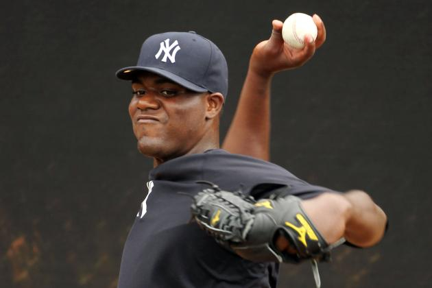 Baby Bomber Recap 8/2/13: Michael Pineda Pulled After Two Scoreless Innings