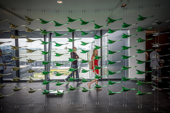 Oregon Embraces 'University of Nike' Image
