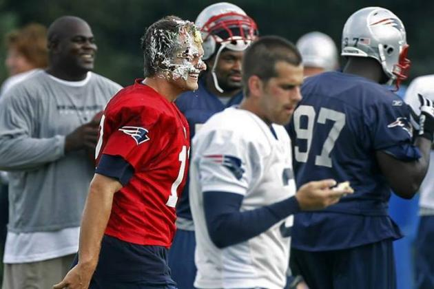 Brady Gets Special Birthday Treatment at Camp