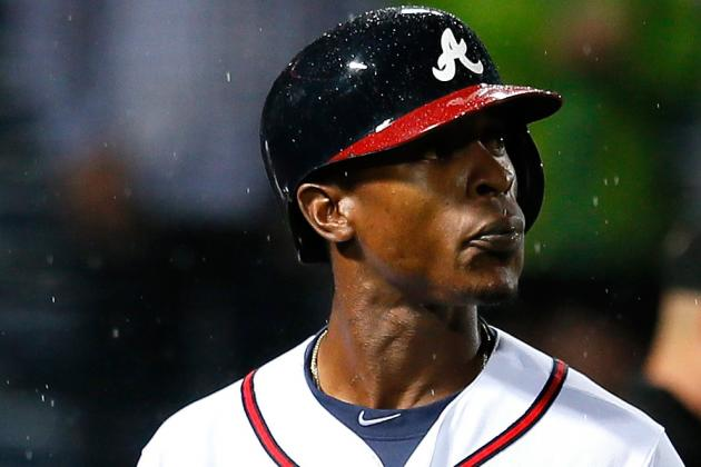 Braves Activate B.J. Upton from Groin Injury; Place Gerald Laird on DL