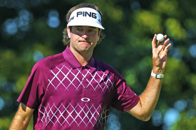 Bubba Watson Bought Chipotle for 60-Plus People